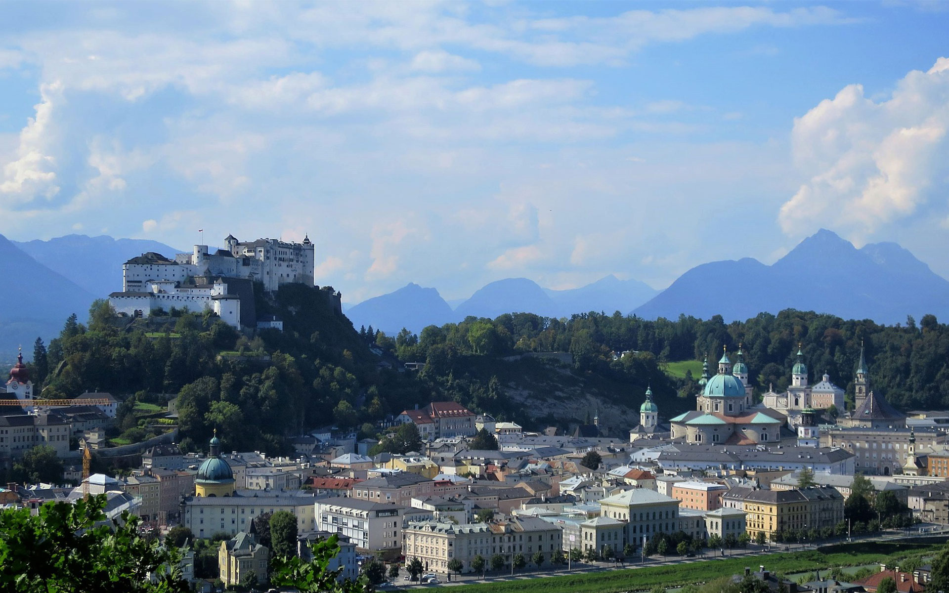 Top Location in the heart of Salzburg