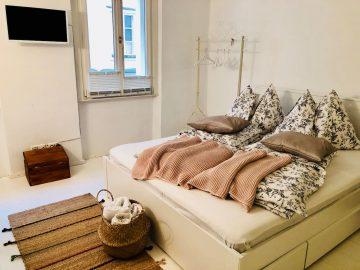 Appartement Constanze in der Getreidegasse in Salzburg - Doppelzimmer
