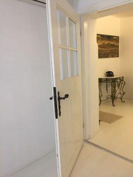 Blick in die Urlauberwohnung Appartement Beatrix in der Getreidegasse in Salzburg