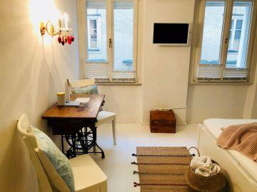 voll ausgestattetes Appartement Constanze in der Getreidegasse in Salzburg