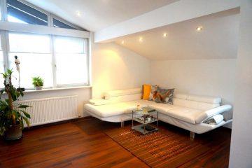 Wohnzimmer Ferienunterkunft in Radstadt