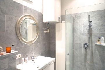 Badezimmer - Appartement mieten in Radstadt – Skigebiet