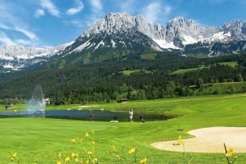 Golfplatz Ferienunterkunft in Radstadt