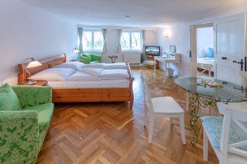 Urlaubsunterkunft in der Salzburger Altstadt - Getreidegassen appartementes
